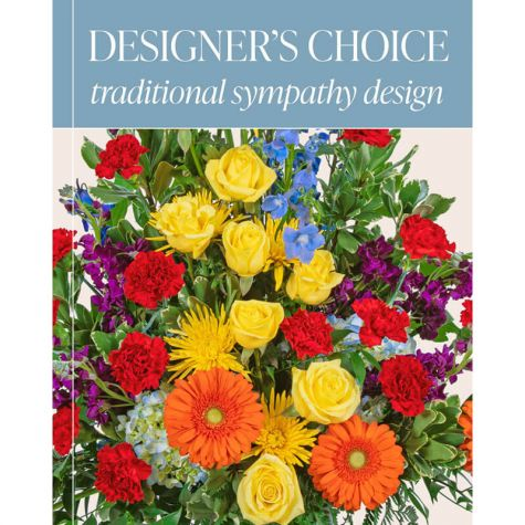 Designer's Choice - Traditional Sympathy Design