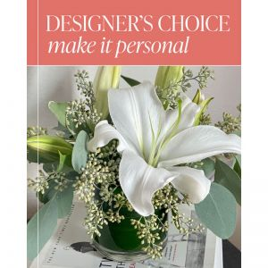 Designer's Choice - Make it Personal